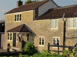 Local double glazing installer in Somerset installs farmhouse windows