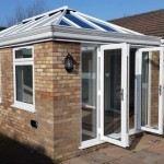 Livin conservatory roof exterior,