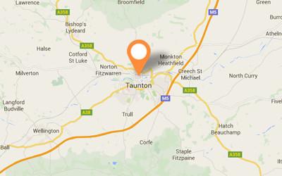 Taunton Deane, Somerset
