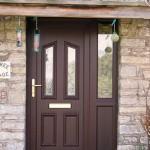 uPVC front door, North Curry, Taunton