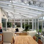 Conservatory installation in Wells