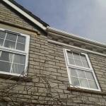 White Casement Windows Westbury Sub Mendip