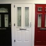showroom doors