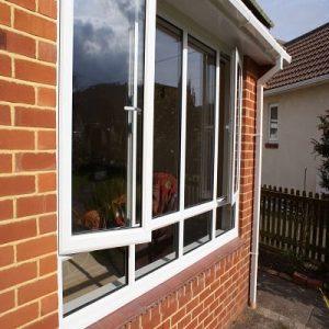 white casement windows churchill