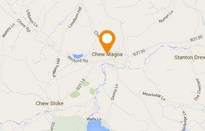 Chew Valley location