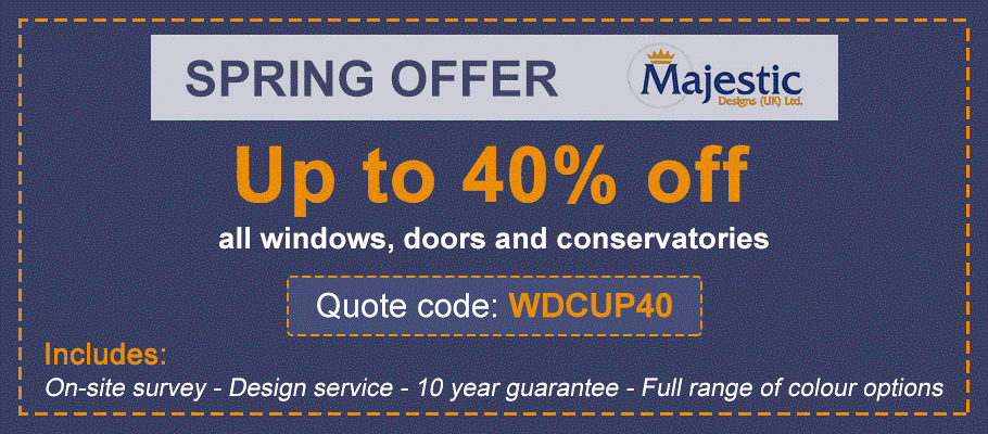 Spring Offer Up To 40 Off Majestic Designs