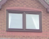 Brown Tilt and Turn Windows