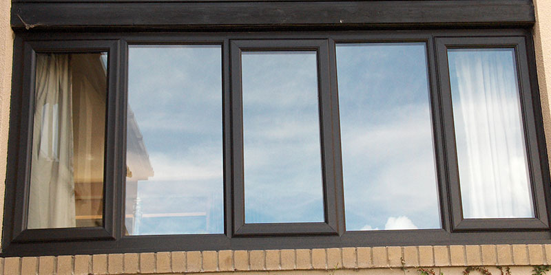 Casement windows somerset installers majestic designs for Installing casement windows