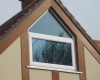 Bespoke uPVC casement window
