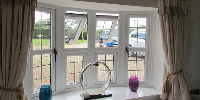 Leaded Amp Georgian Windows In Somerset Majestic Designs
