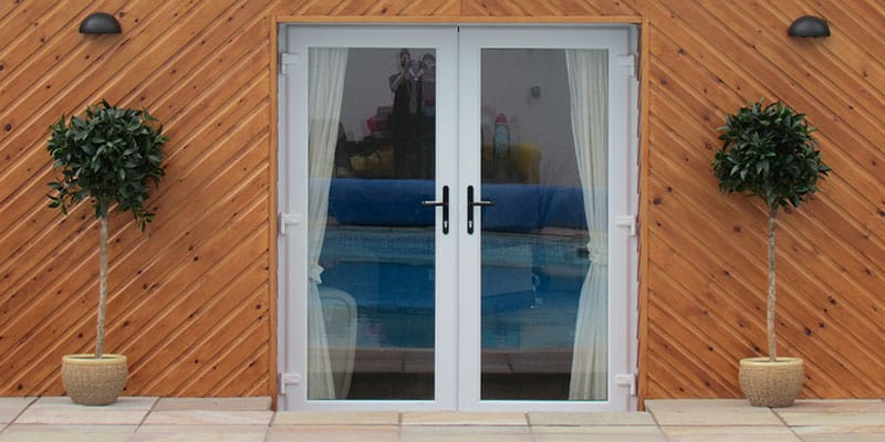 Upvc french doors installer in somerset majestic designs for Upvc french doors grey