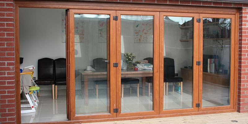 Bifold Door Installer In Somerset Majestic Designs
