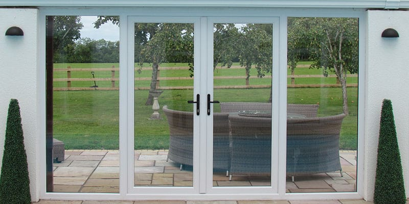Upvc French Doors Installer In Somerset Majestic Designs