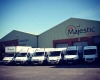 majestic designs fleet vans factory