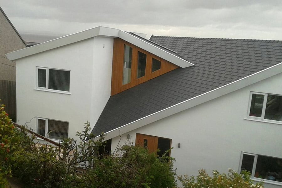 Bespoke uPVC casement windows