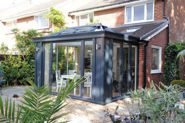 Anthacite Grey uPVC LivinRoom