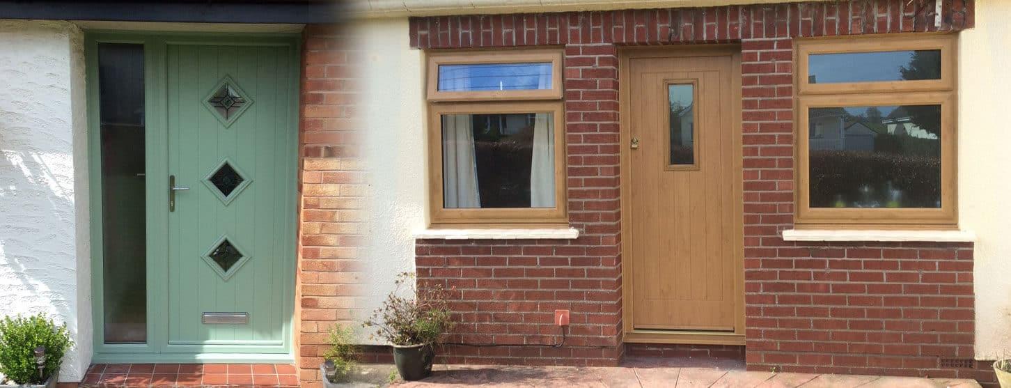 uPVC & Composite Doors in Cheddar & Somerset | Majestic Designs