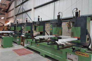 Majestic Designs manufacturing process