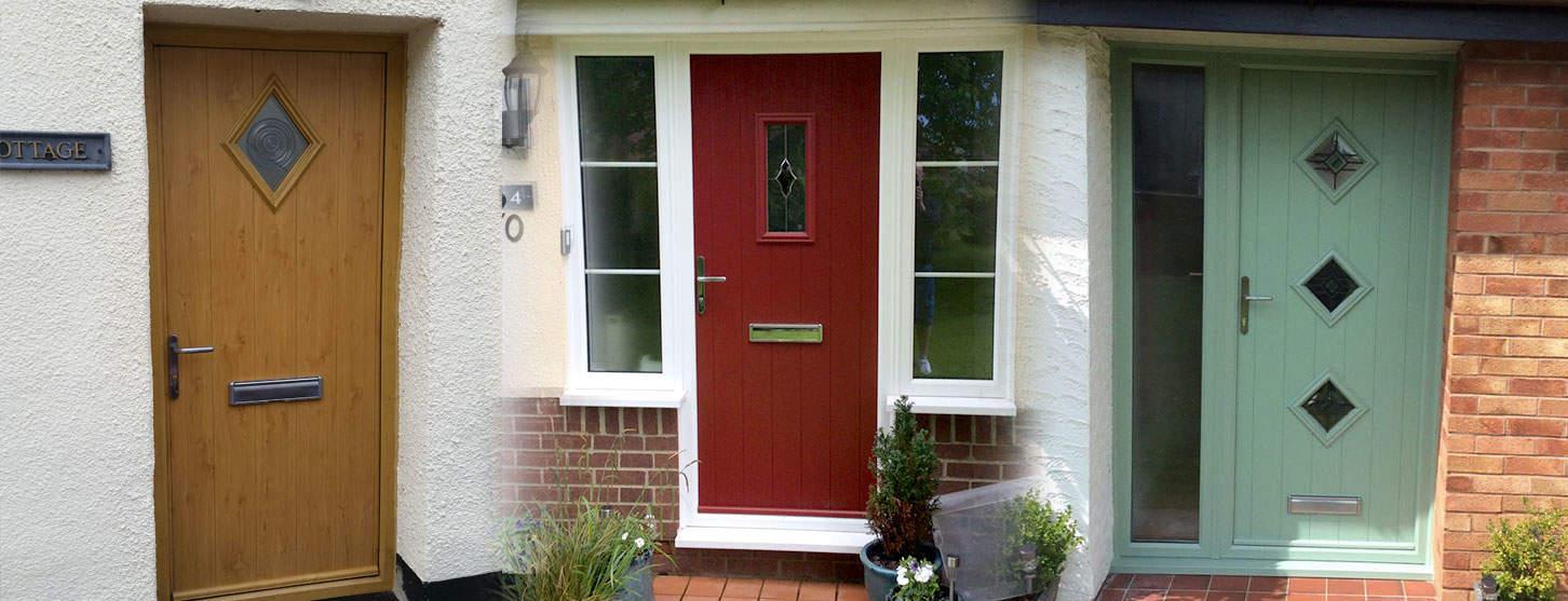 Composite Doors In Cheddar Somerset Majestic Designs