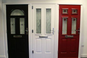 Showroom Composite Doors