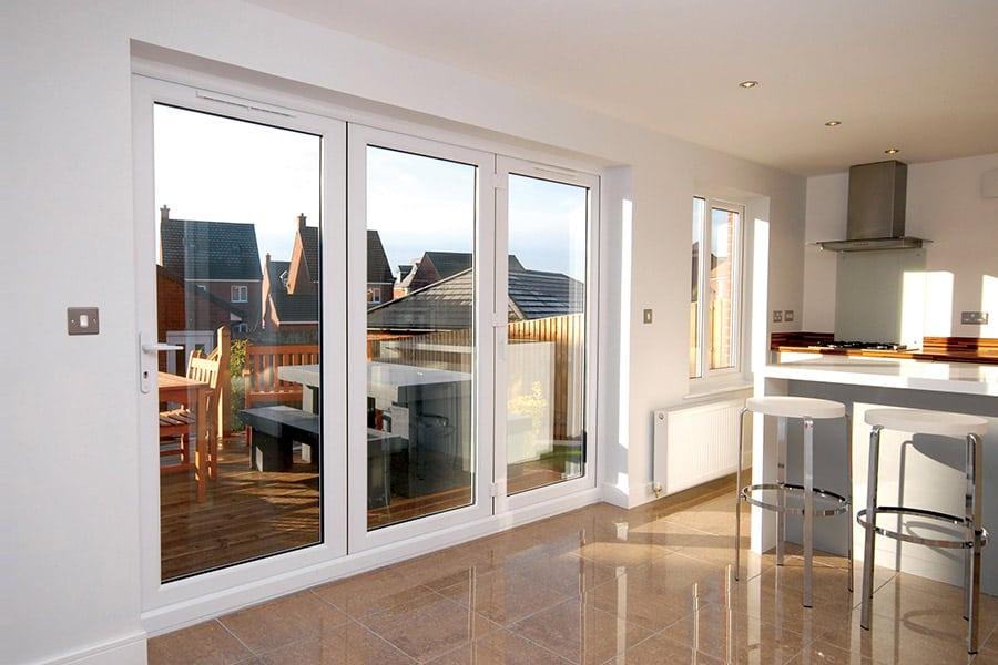 uPVC Bifold Doors in Cheddar & Somerset | Majestic Designs