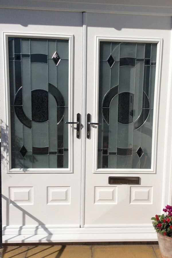 Upvc French Doors In Cheddar Amp Somerset Majestic Designs