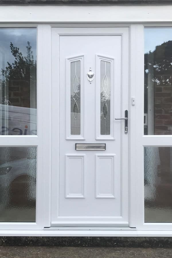 meet cde47 c2ea5 uPVC Entrance Doors in Cheddar & Somerset | Majestic Designs