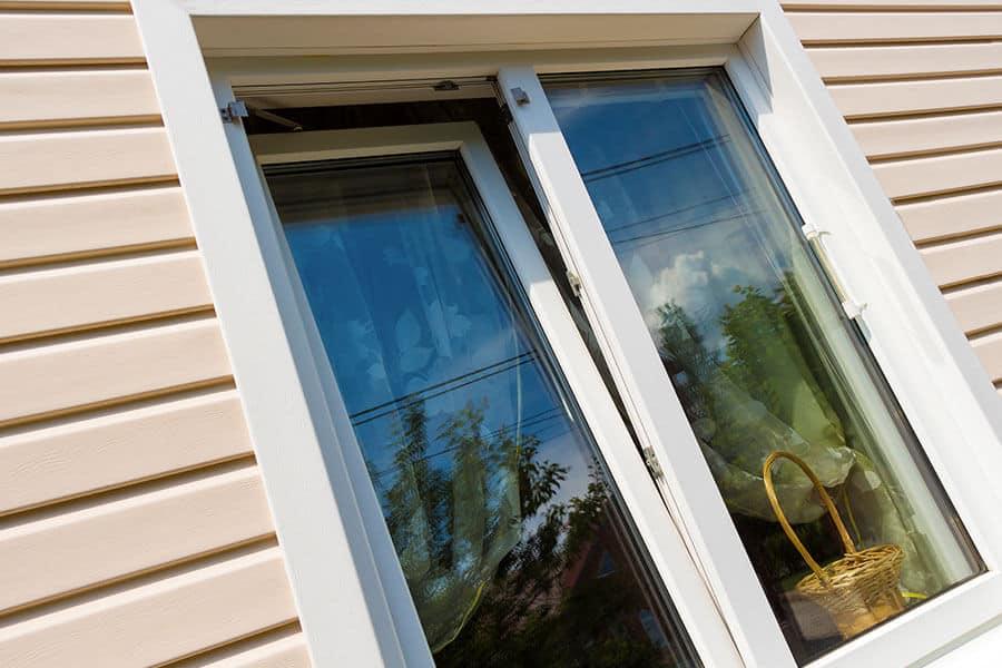 uPVC Tilt And Turn Windows