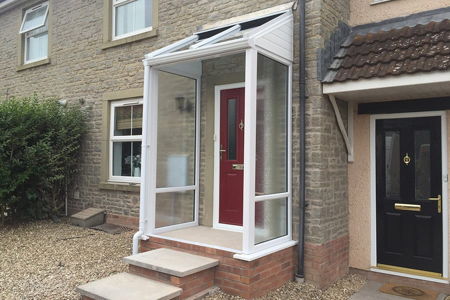 Designing The Perfect Double Glazed Upvc Porch Majestic Designs