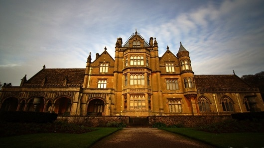 Tyntesfield hall