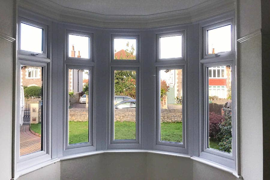 Fancy Bay Window Interior Trim 19 With Additional Home Remodel Ideas