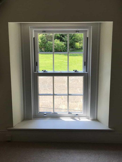 Sash Windows Lean-To Conservatories