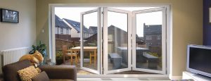 Bifold Double Glazing