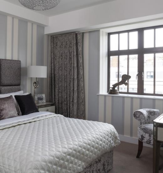 Aluminium Windows In Bedroom
