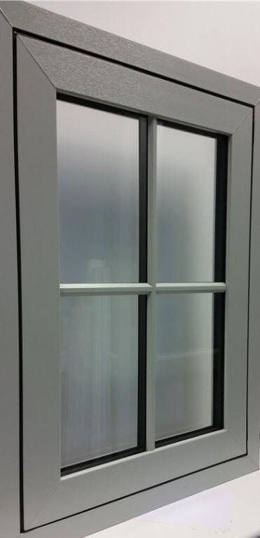 Flush fit Windows