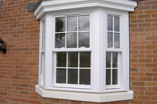 Sash Bow Window